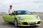 Top Gear star Richard Hammond. Photo / Supplied