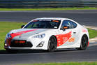 Toyota TR86 race car. Photo / Supplied