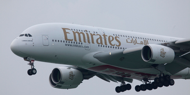 Emirates remains a big fan of the Airbus A380, with 34 of the planes and 56 more on order.