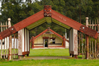 One of the 10 marae in the Ruatahuna Valley. Photo / Liz Light