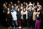 An exclusive collaboration of Aotearoa Reggae All Stars celebrate Matariki and showcase a brand new remake of Herbs classic 'Sensitive to a Smile' for charity. Photo / Topic/JET