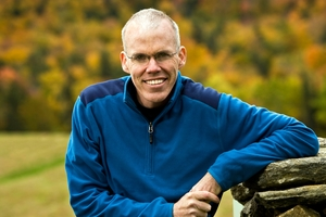 US environmentalist Bill McKibben is in New Zealand with his Do The Math tour.