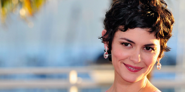Actress Audrey Tautou. Photo / Getty Images