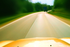The electronic camera keeps a record of what happens inside and outside a vehicle during the journey. Photo/Thinkstock