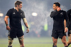 McCaw and Carter have most of the All Blacks' leadership experience. Photo / Getty Images