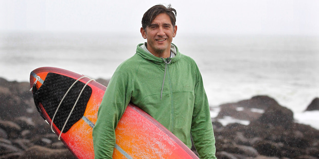 Tsunami scientist Jose Borrero says people can't appreciate the force of a natural disaster until they see it themselves. Photo / Christine Cornege