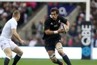 Sam Whitelock is making a surprise return to the All Blacks. File photo /  Matthew Impey/Photosport.co.nz