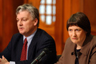 Peter Dunne supported Helen Clark for two terms. Photo / Getty Images
