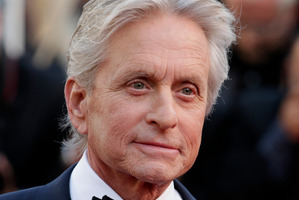 Actor Michael Douglas put oral sex in the news with his cancer declaration. Photo / AP