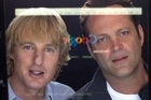 Owen Wilson and Vince Vaughn team up as a couple of guys in their 40s trying to earn internships at Google. Shawn Levy directs the film starring Rose Byrne, Will Ferrell and John Goodman. Courtesy: 20th Century Fox