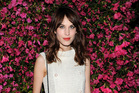 Alexa Chung is putting out a style book. Photo / AP