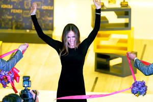 Actress Sarah Jessica Parker is launching a shoe line.Photo / AP