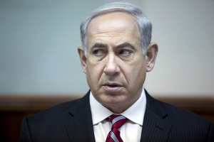 Israeli Prime Minister Benjamin Netanyahu. Photo / AP