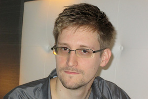 Edward Snowden. Photo / AP