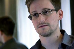 Edward Snowden. Photo / AP