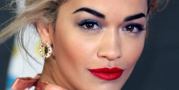 Rita Ora. Photo / AP