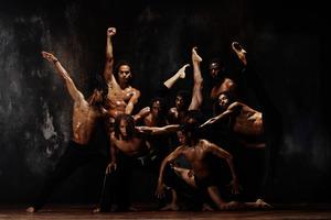 Ballet Revolucion blends classical ballet with Cuban cultural dance styles.