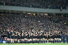 The All Blacks engender national pride, unlike some supporters. Photo / Paul Estcourt