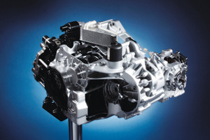 Volkswagen's DSG direct sequential gearbox. Photo / Supplied