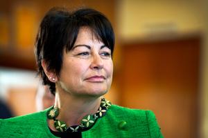 Education Minister Hekia Parata sounded pleased enough. Photo / David White