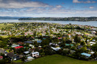 It is becoming more difficult for young people to own their first home, particularly in Auckland. Photo / Richard Robinson