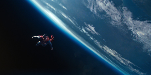 Henry Cavill as Superman in  Man of Steel . Photo / Warner Bros