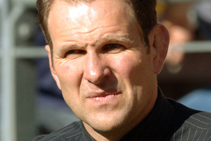 John Plumtree. Photo / NZPA