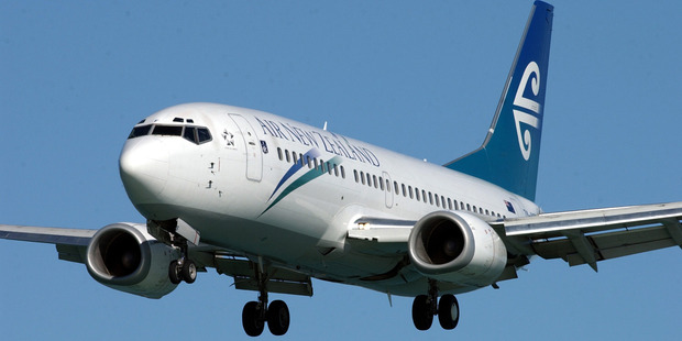 Air New Zealand has performed well since the Government became a major shareholder. Photo / NZPA