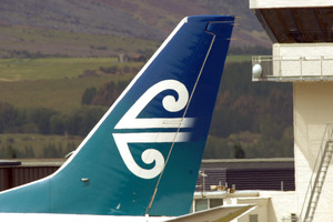 Air New Zealand is set to cut 84 jobs at its aviation maintenance unit. Photo / File
