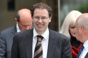 Paul Thompson in 2008. File photo / APN