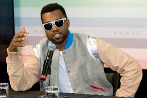 Kanye West has shot down claims that he cheated on Kim Kardashian. Photo / File