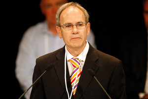 Mayor Len Brown has signalled a backdown on heights in some coastal settlements. Photo / NZPA