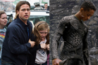 'World War Z' and 'After Earth'. Photo / Jaap Buitendijk, AP