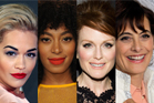 Rita Ora, Solange Knowles, Julianne Moore and Ines de la Fressange show beauty is at every age . Photo / AP