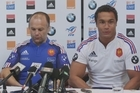 French captain Thierry Dusautoir talks preparation in taking on the All Blacks in the second test this weekend in Christchurch.