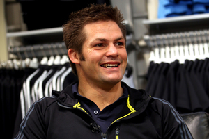 Richie McCaw enjoyed the anonymity and flexibility his sabbatical provided. Photo /Getty Images