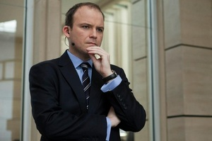 Rory Kinnear is favourite to take on the role of Dr Who, according to bookmakers. Photo / Supplied