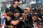 Mark Sorenson has been named as new coach of the world champion Black Sox. Photo / Brett Phibbs