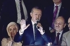 "Turkish Prime Minister Recep Tayyip Erdogan called for an immediate end to mass protests against his rule Friday, but urged supporters to ""go home"" after they staged a major show of strength welcoming him back from an overseas trip."