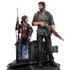 'The Last of Us' Ellie and Joel figure.