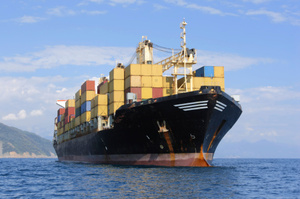 Designers have created the largest container ship in the world. Photo / Thinkstock