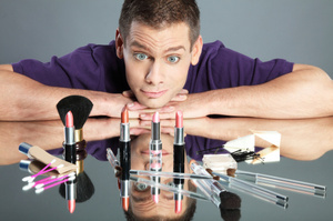 Men are feeling increasing pressure to look good.Photo / Thinkstock
