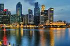 Singapore's beautiful city skyline. Photo / Thinkstock