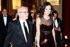 Rupert Murdoch and Wendi Deng Murdoch. Photo / Getty Images
