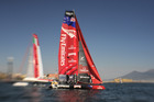 Emirates Team New Zealand are in a dispute with Artemis. Photo / Getty Images