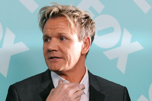 Chef Gordon Ramsay. Photo / Getty Images