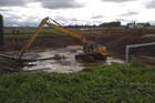Police have completed dredging ponds on the Scott family farm in Feilding.