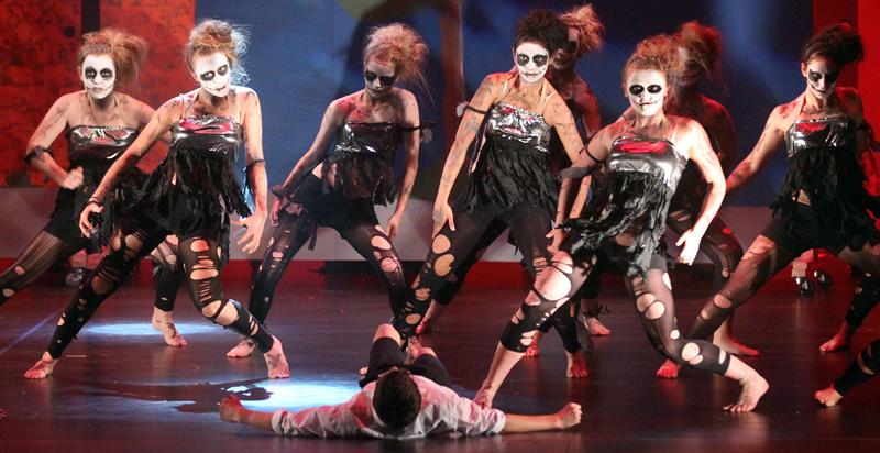Stage Challenge 2013 at Rotorua's Civic Theatre.