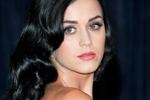 Katy Perry says she was dumped by Russell Brand via a New Year's Eve text message. Photo / AP