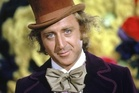 Gene Wilder as Willy Wonka in the original Charlie and the Chocolate Factory.